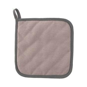 Mănușă din bumbac pentru bucătărie Tiseco Home Studio Abe,20x20cm, maro bonami.ro