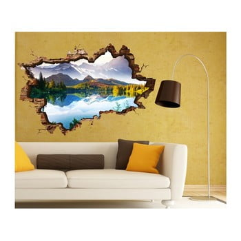 Autocolant de perete 3D Art Maarten, 135 x 90 cm bonami.ro