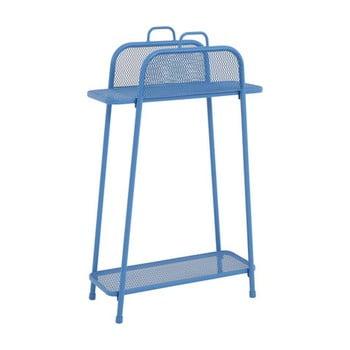 Etajeră de balcon metalică ADDU MWH, înălțime 105,5 cm, albastru poza bonami.ro