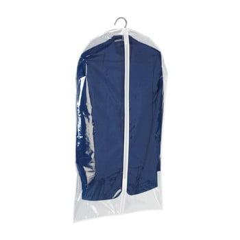Husă transparentă haine Wenko Transparent, 100 x 60 cm bonami.ro