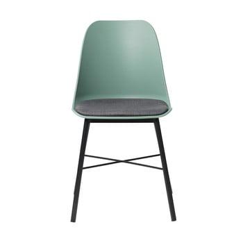 Scaun Unique Furniture Whistler,verde mentă-gri poza bonami.ro