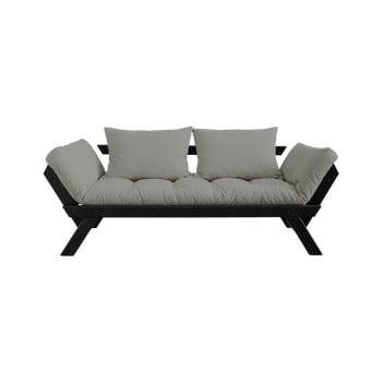 Canapea variabilă Karup Design Bebop Black/Grey bonami.ro