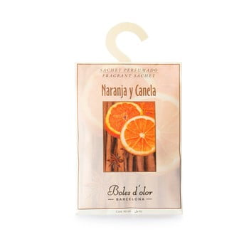 Săculeț parfumat cu aromă de portocală și scorțișoară Boles d' olor, poza bonami.ro