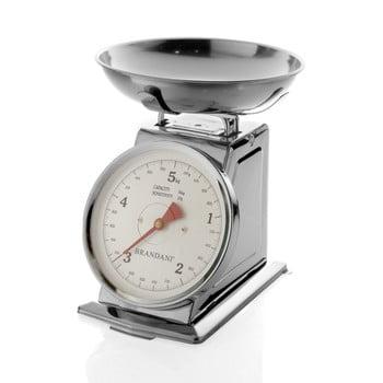 Cântar de bucătărie Brandani, inoxidabil, capacitate încărcare 5 kg bonami.ro