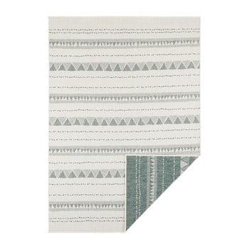 Covor adecvat pentru exterior Bougari Bahamas, 200 x 290 cm, verde-crem bonami.ro