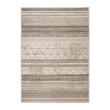 Covor pentru exterior Universal Libra Grey Puzzo, 160 x 230 cm, bej-gri bonami.ro