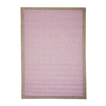 Covor potrivit pentru exterior Floorita Chrome Plum, 200 x 290 cm, violet imagine