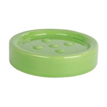 Săpunieră Wenko Polaris Green, verde poza bonami.ro