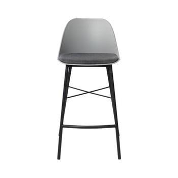 Scaun bar Unique Furniture Whistler, gri imagine
