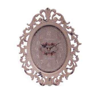 Ceas de perete Antic Line Vintage, 32 x 27 cm poza bonami.ro