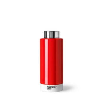 Sticlă Pantone, 630 ml, roșu poza bonami.ro