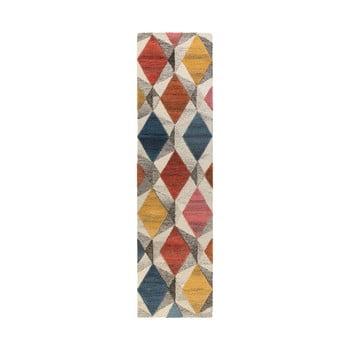 Covor din lână Flair Rugs Yara, 60 x 230 cm imagine