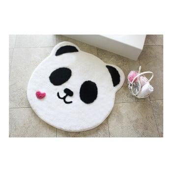 Covoraș de baie Confetti Bathmats Panda, Ø 90 cm bonami.ro