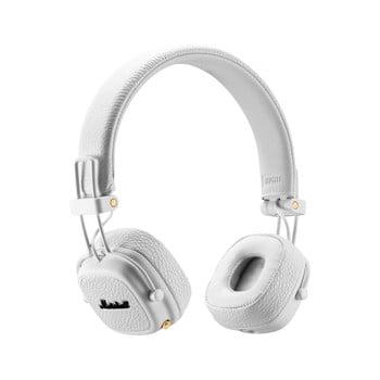 Căşti audio wireless Marshall Major III, alb bonami.ro