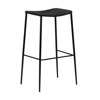 Scaun bar DAN-FORM Denmark Stiletto, negru imagine