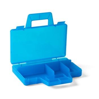 Cutie depozitare LEGO® To Go, albastru bonami.ro