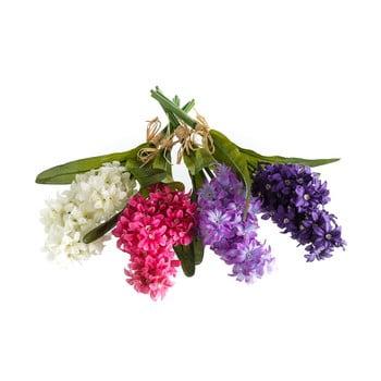 Set 4 flori artificiale Unimasa Bouquet poza bonami.ro