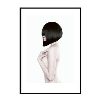 Poster cu ramă Piacenza Art Black Lady Body, 30 x 20 cm bonami.ro