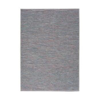 Covor potrivit pentru exterior Universal Bliss, 55 x 110 cm, albastru poza bonami.ro