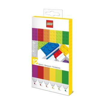 Set 12 carioci LEGO® poza bonami.ro