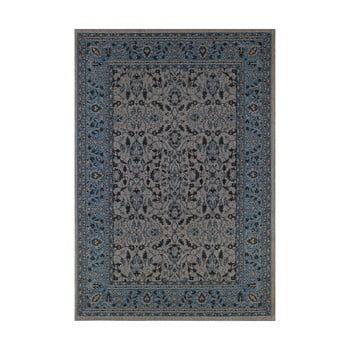 Covor de exterior Bougari Konya, 200 x 290 cm, albastru închis imagine