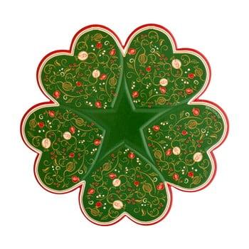 Suport bucătărie, pentru oale fierbinți Brandani Tempo di Festa, ⌀ 20 cm, verde poza bonami.ro