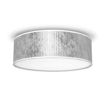 Plafonieră Bulb Attack Tres, ⌀ 30 cm, argintiu bonami.ro