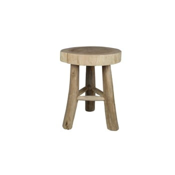 Taburet/scaun din lemn HSM collection bonami.ro