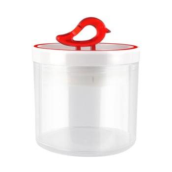Recipient Vialli Design Livio, 400 ml, roșu poza bonami.ro