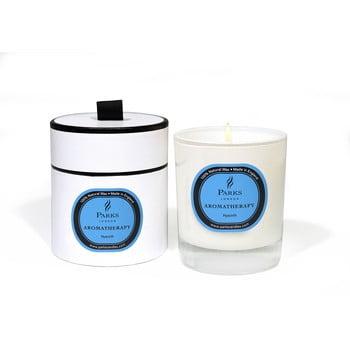 Lumânare parfumată Parks Candles London Aromatherapy, aromă de zambile, durată ardere 50 ore bonami.ro