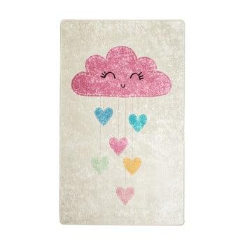 Covor copii Baby Cloud, 100 x 160 cm bonami.ro