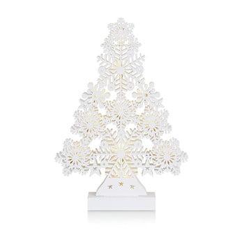 Decorațiune luminoasă cu LED Markslöjd Prince, înălțime 39 cm, alb bonami.ro