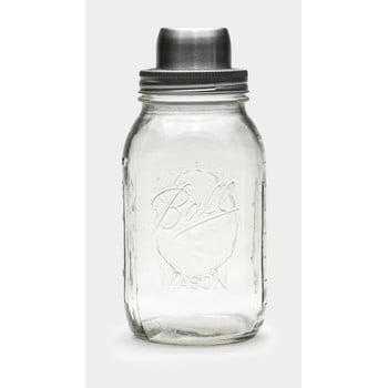 Shaker sticlă Men's Society Mason, 950 ml bonami.ro