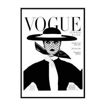 Poster cu ramă Piacenza Art Vogue, 30 x 20 cm bonami.ro