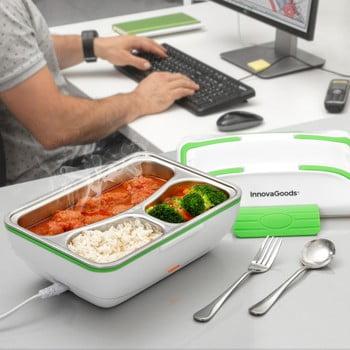 Recipient electric pentru prânz InnovaGoods poza bonami.ro