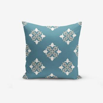 Față de pernă cu amestec din bumbac Minimalist Cushion Covers Damask, 45 x 45 cm poza bonami.ro