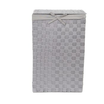 Coș de rufe Compactor Laundry Linen, înălțime 60 cm, gri bonami.ro