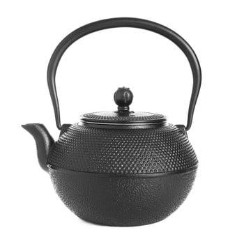 Ceainic din fontă Bambum Taşev Linden, 1,2 l, negru bonami.ro