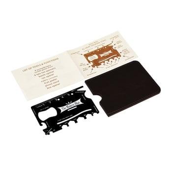 Unealtă multifuncțională sub forma unui card de credit Rex London Modern Man poza bonami.ro