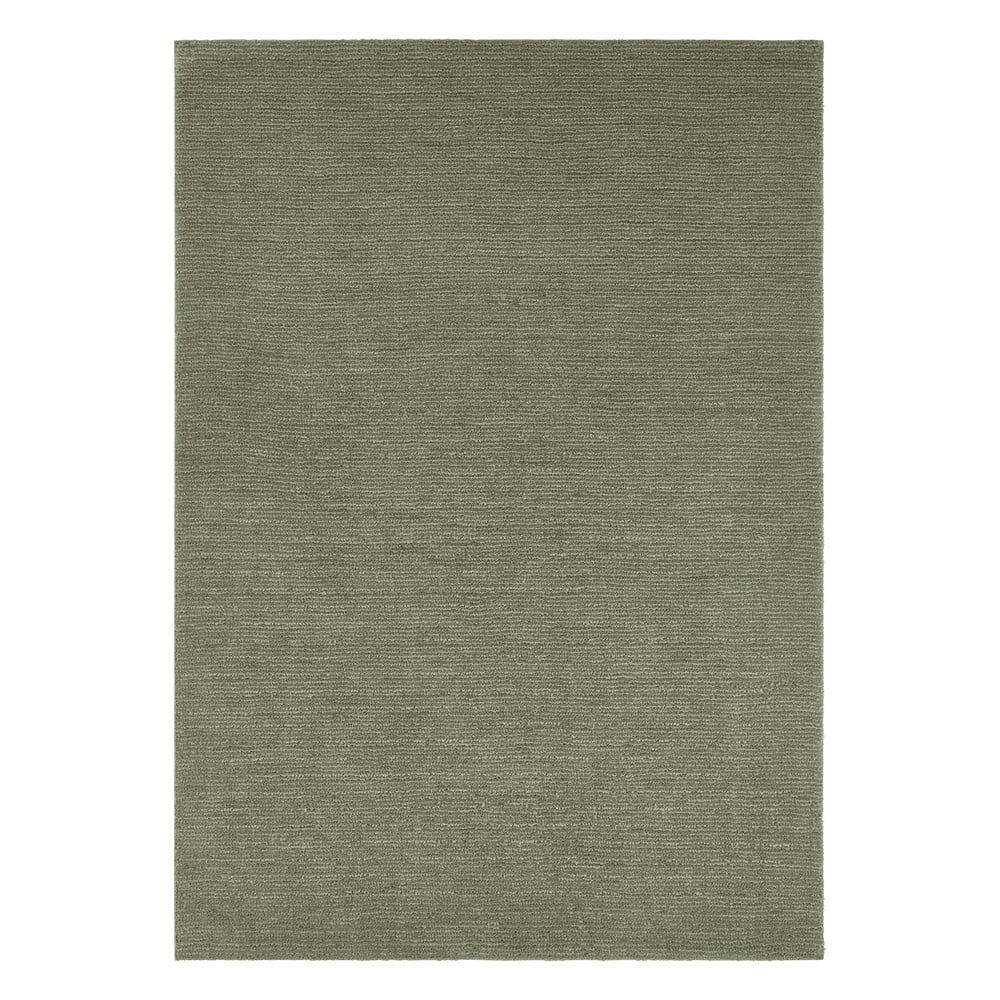 Covor Mint Rugs Supersoft, 80 x 150 cm, verde închis