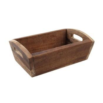 Tavă din lemn T&G Woodware Nordic Natural Deep bonami.ro