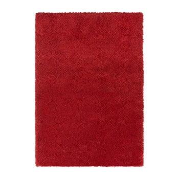 Covor Elle Decor Lovely Talence, 80 x 150 cm, roșu imagine