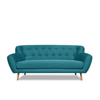 Canapea Cosmopolitan design London, 192 cm, turcoaz imagine