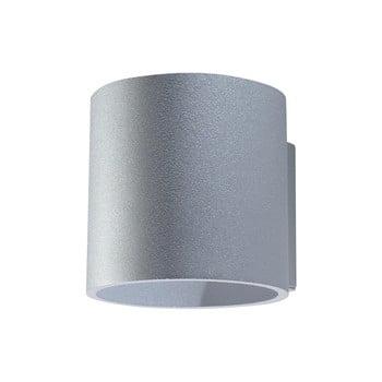 Aplică de perete Sollux Roda 1 Grey bonami.ro