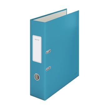 Biblioraft cu înveliș moale Leitz Cosy, A4, albastru bonami.ro