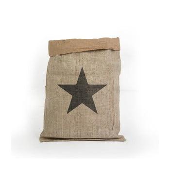 Coş depozitare din hârtie reciclată Surdic Yute Star poza bonami.ro