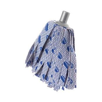 Cap pentru mop Addis Rivera, albastru - alb poza bonami.ro