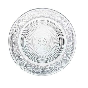 Farfurie din sticla Unimasa Romance, Ø 18 cm