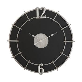 Ceas de perete Mauro Ferretti Glam, ø60cm, negru bonami.ro