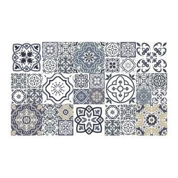Set 60 autocolante de perete Ambiance Milonga, 10 x 10 cm bonami.ro